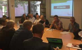 Reunion PFIDASS entre la CPCAM 13 et la Mutualité Française Paca