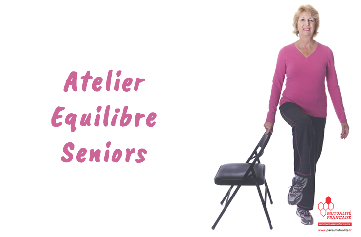 Atelier Equilibre Seniors