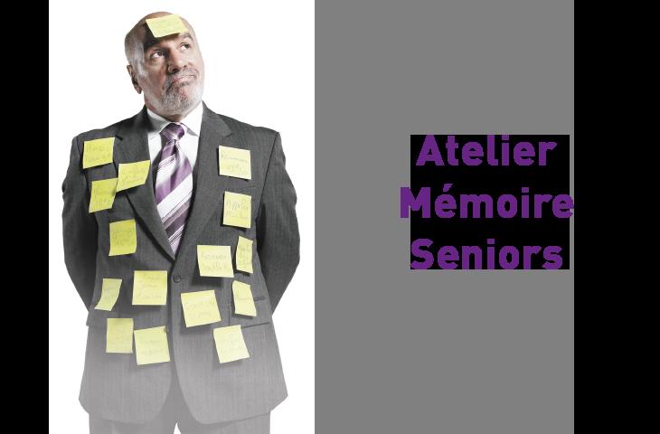 Atelier mémoire pour les seniors