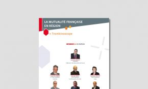 Trombinoscope du bureau et liste du CA de la Mutualité Française Sud