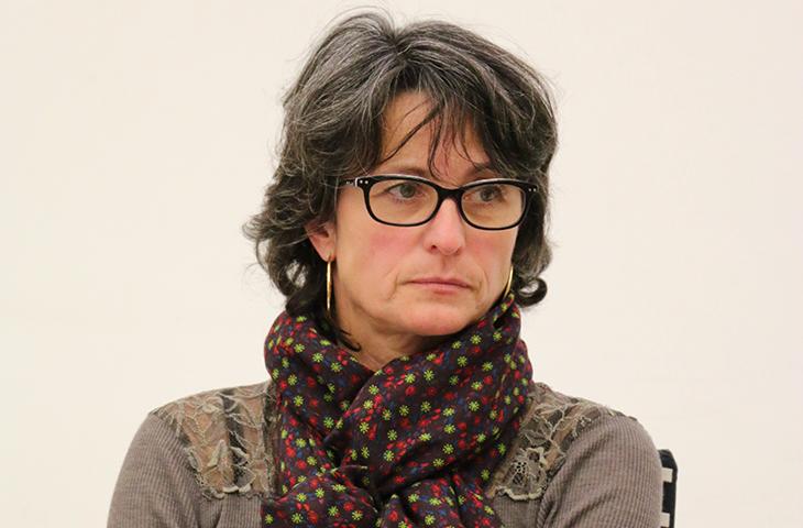 Pascale VION de la délégation aux droits des femmes et à l'égalisé du Conseil économique, social et environnemental CESE