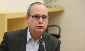 Serge Jacquet, vice président de la Mutualité Francaise Paca et président de la commission renouvellement générationnel
