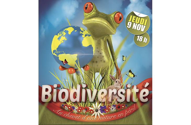 Conférence sur la biodiversité
