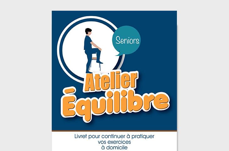 Seniors : Maintenez-vous en forme avec ce livret d'activité physique adapté