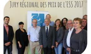 le jury régional des prix de l'ess