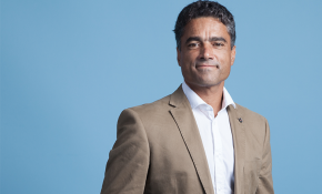 Olivier Techec administrateur de la mutualité francaise Paca et référent sur le numérique
