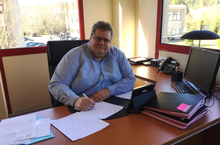 Jean-Paul BENOIT, président de la Mutualité Française Sud depuis 2010