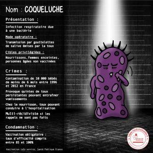 Coqueluche virus