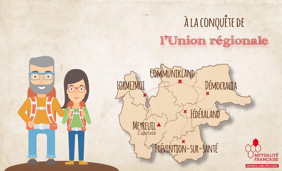 Les services de l'Union régionale Mutualité Francaise Sud en deux minutes