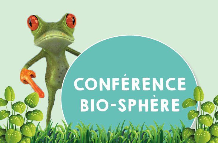 Conférence interactive présentée par l'association Bio-Sphere