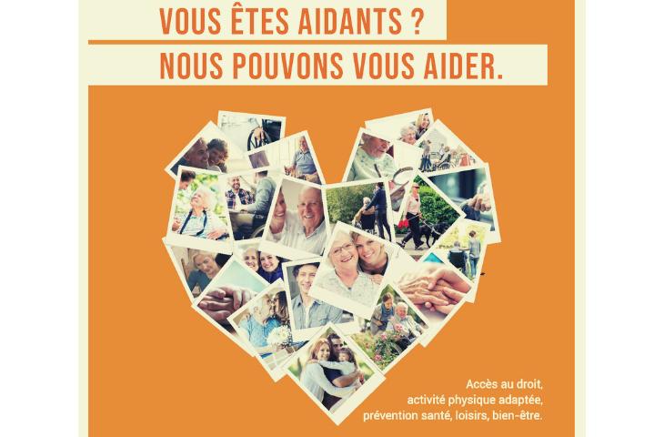 la Mutualité Francaise su organise la journée des aidants des alpes-Maritimes