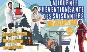 Journée de prévention santé des travailleurs saisonniers dans les Alpes du Sud