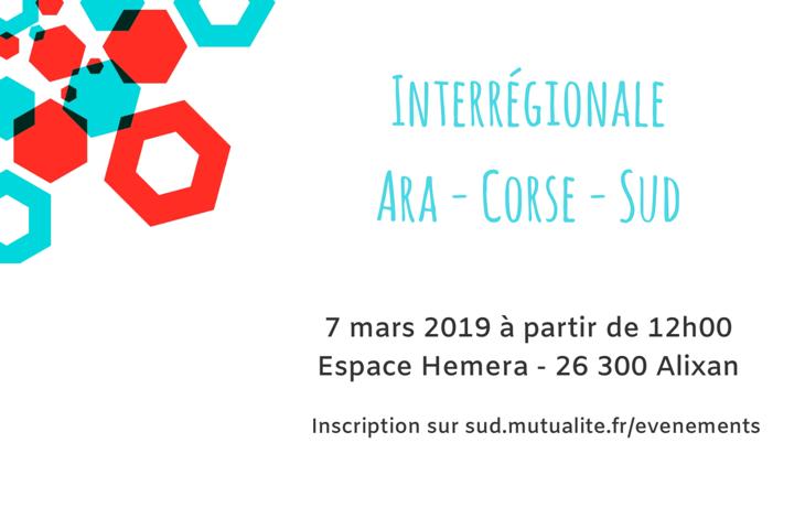 Reunion interregionale Valence 7 mars 2019