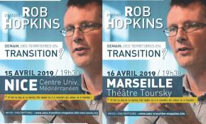 Les territoires en transition avec Rob Hopkins