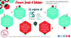 ESS France, ESSFRANCE, Chambre française de l'ESS