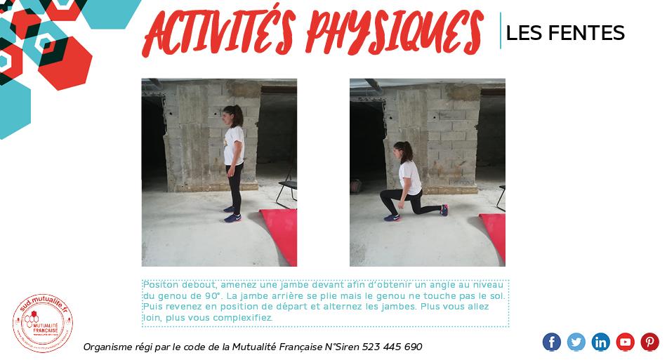 exercices jambes pendant le confinement