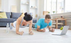 Activité physique: des exercices simples à faire chez soi