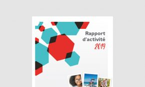 rapport d'activité de la Mutualité Francaise Sud 2019