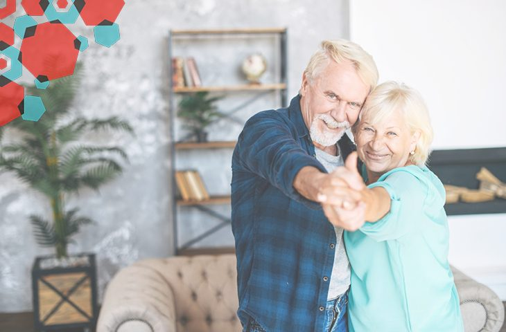 retraité et confinement visionconférence mutualite française